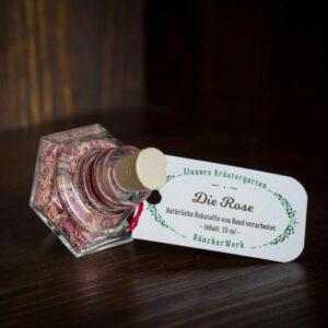 """Räuchermischung """"Die Rose"""" - Räucherwerk aus Elanors Kräutergarten"""