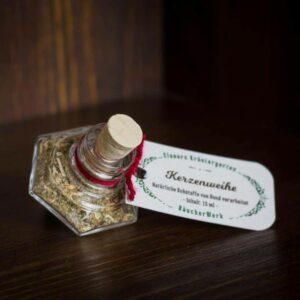 """Räuchermischung """"Kerzenweihe"""" – ein RäucherWerk aus Elanors Kräutergarten"""