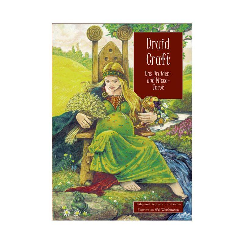 Das DruidCraft-Tarot - Set mit Buch