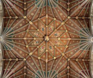 Heilige Geometrie in der historischen Baukunst - Peterborough Kathedrale