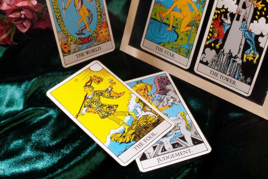 Die Tarotkarte Der Narr ist Thema von unserem Tarot Workshop