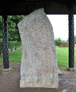Runenstein von Rök (Schweden)