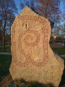 Runenstein von Haithabu