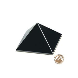 Obsidian-Pyramide in Geschenkbox, ca. 4 cm