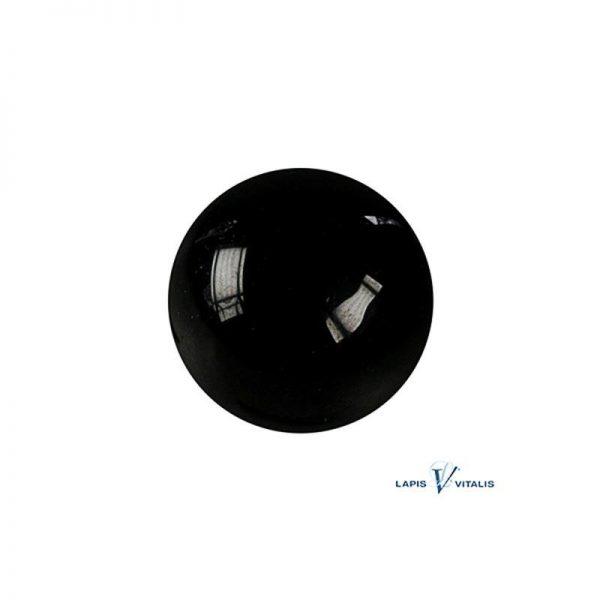 Massage-Kugel Schungit 4 cm - Lapis Vitalis
