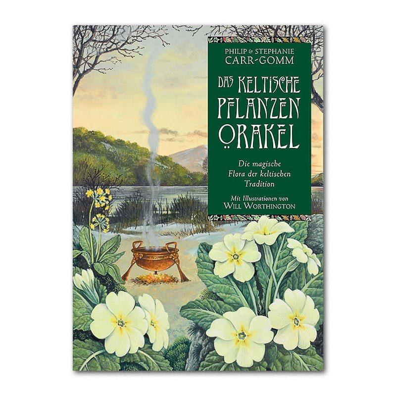 Das keltische Pflanzenorakel -Philip und Stephanie Carr-Gomm