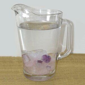 Glaskrug groß - ca. 1,8 l