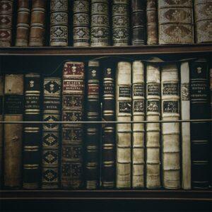 Bücher, Karten und Gedrucktes