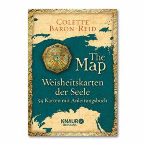 The Map - Weisheitskarten der Seele im Set mit Begleitbuch (ColetteBaron-Reid & Horst Kappen)