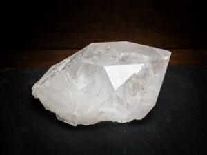 Bergkristall Master-/Powerkristall - Einzelspitze mit 6,5 kg
