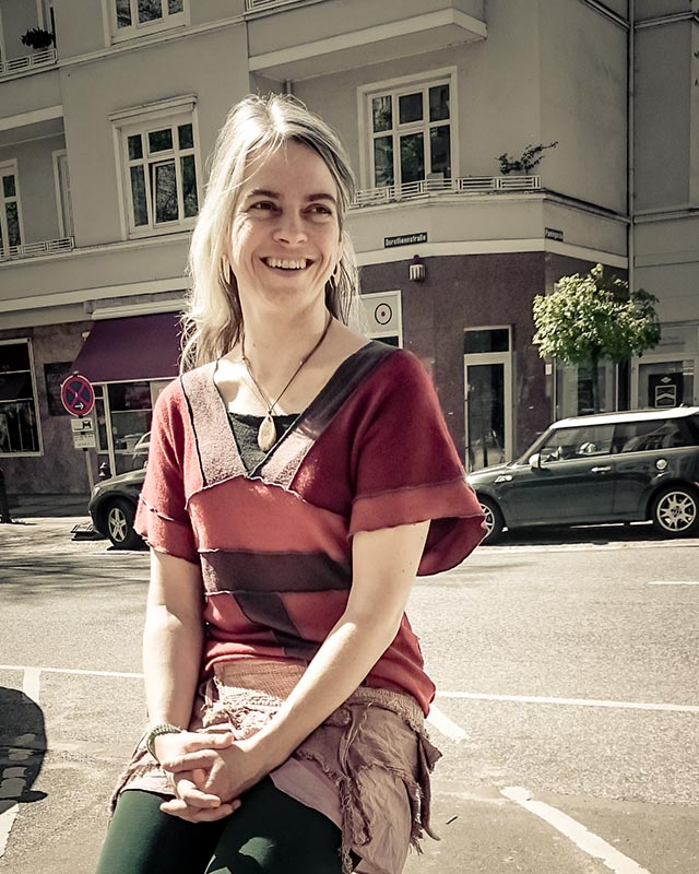 Dr. Daniela Dick aus der Hexerey Hamburg