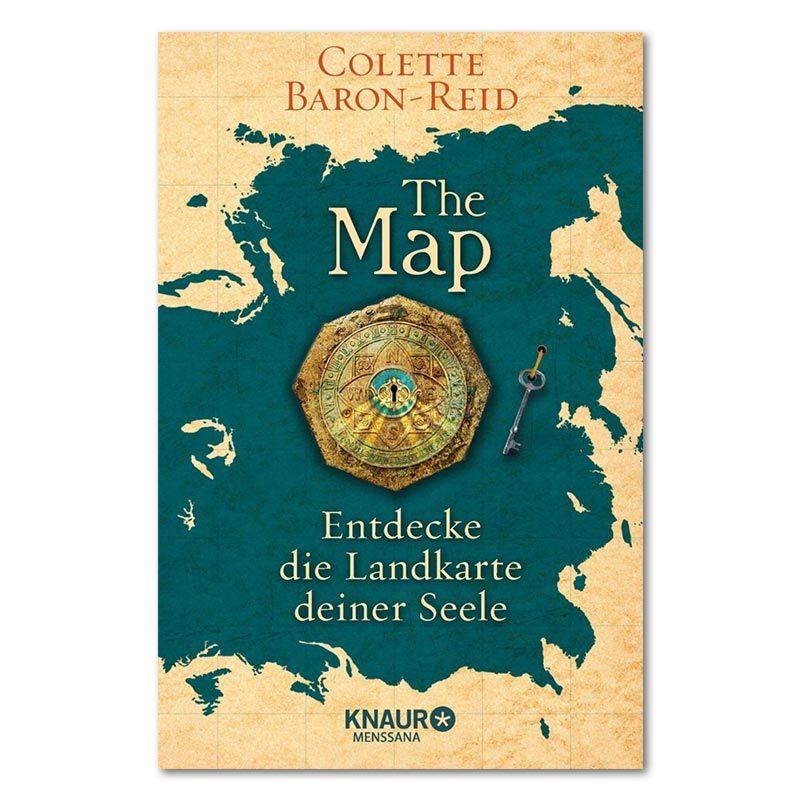 The Map - Entdecke die Landkarte Deiner Seele von ColetteBaron-Reid