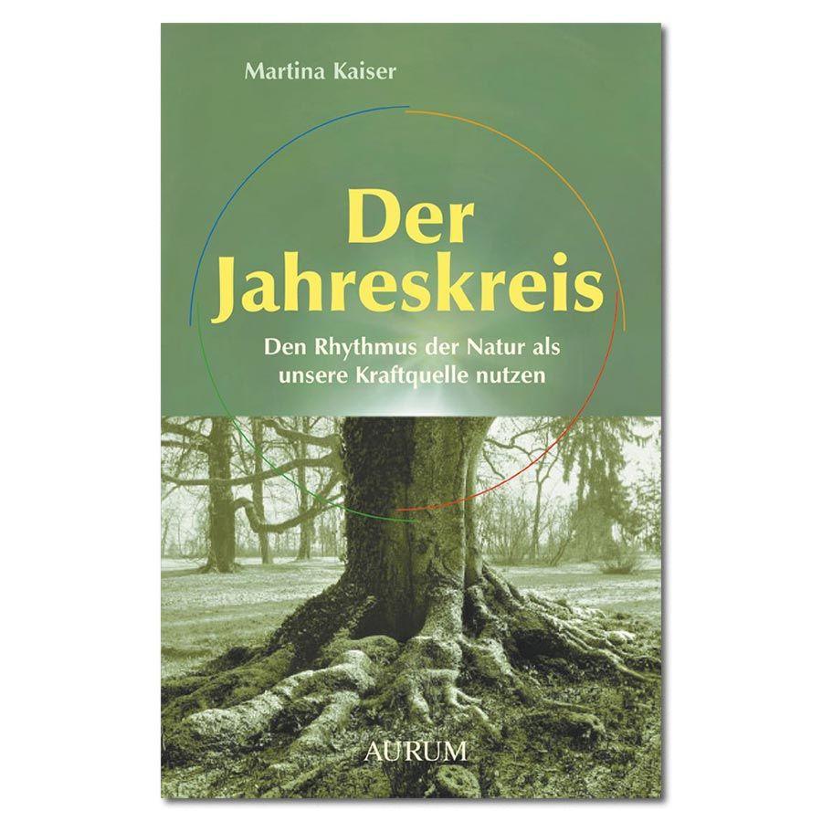 Buchcover von: Der Jahreskreis - Martina Kaiser