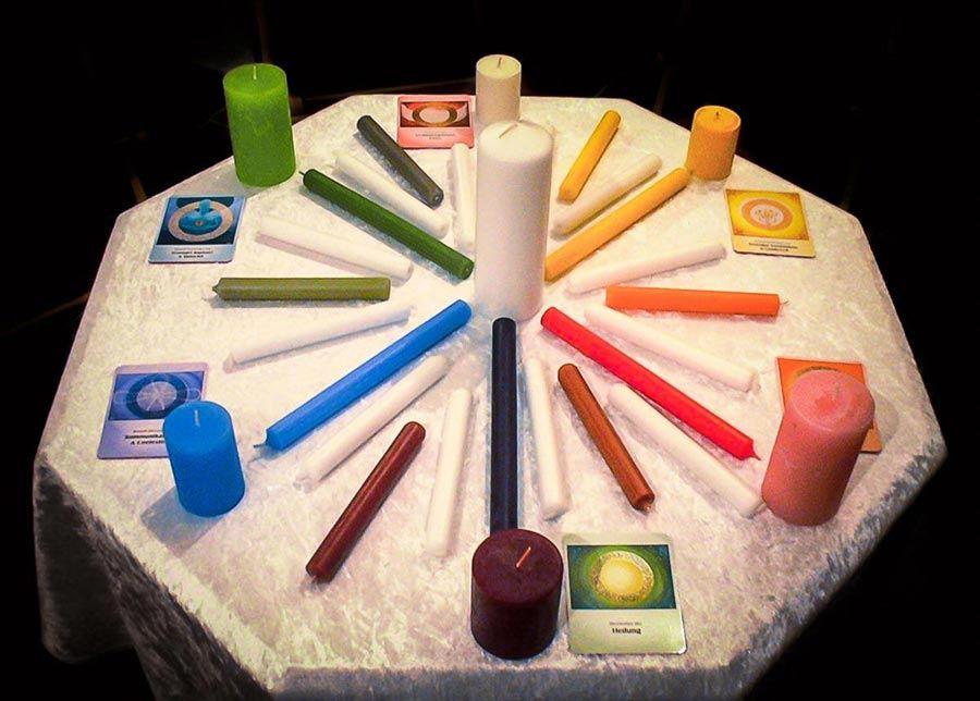 Kerzenweihe zum Lichtfest Imbolc
