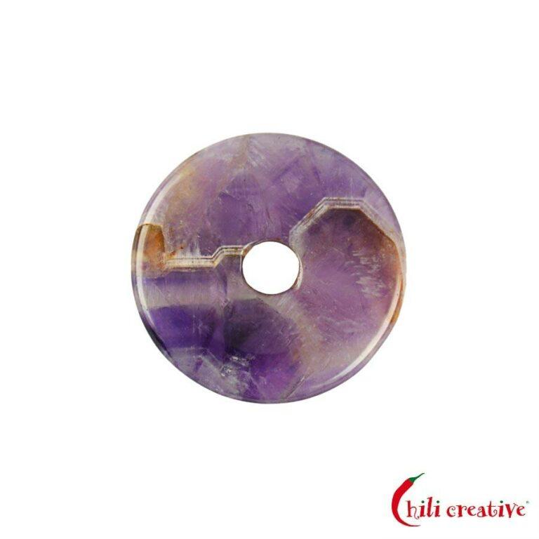 Amethyst Donut 30 mm