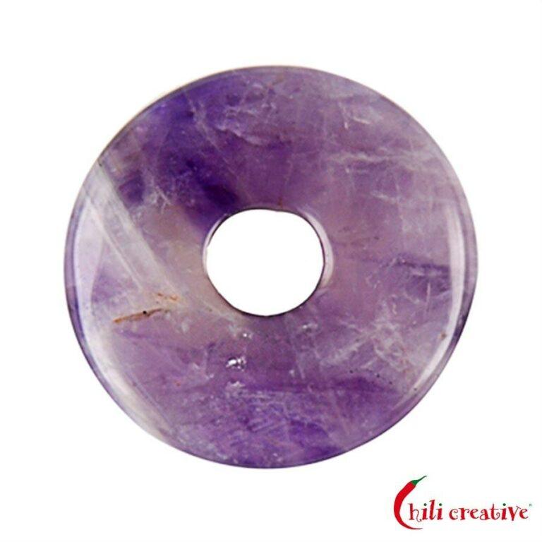 Amethyst Donut 50 mm