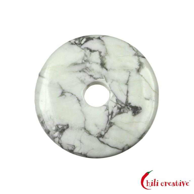 Kleiner Magnesit Donut, 40 mm Durchmesser