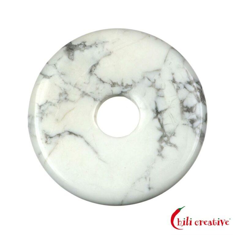 Kleiner Magnesit Donut, 50 mm Durchmesser