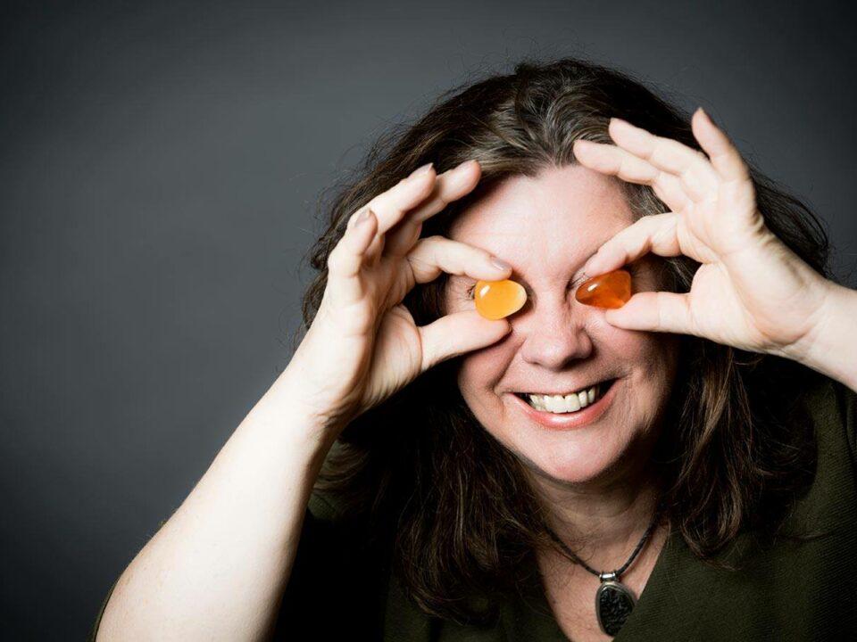 Ina Wißmann – Expertin für Heilsteine und deren heilsamer Verbindung mit der inneren Weisheit in dir selbst