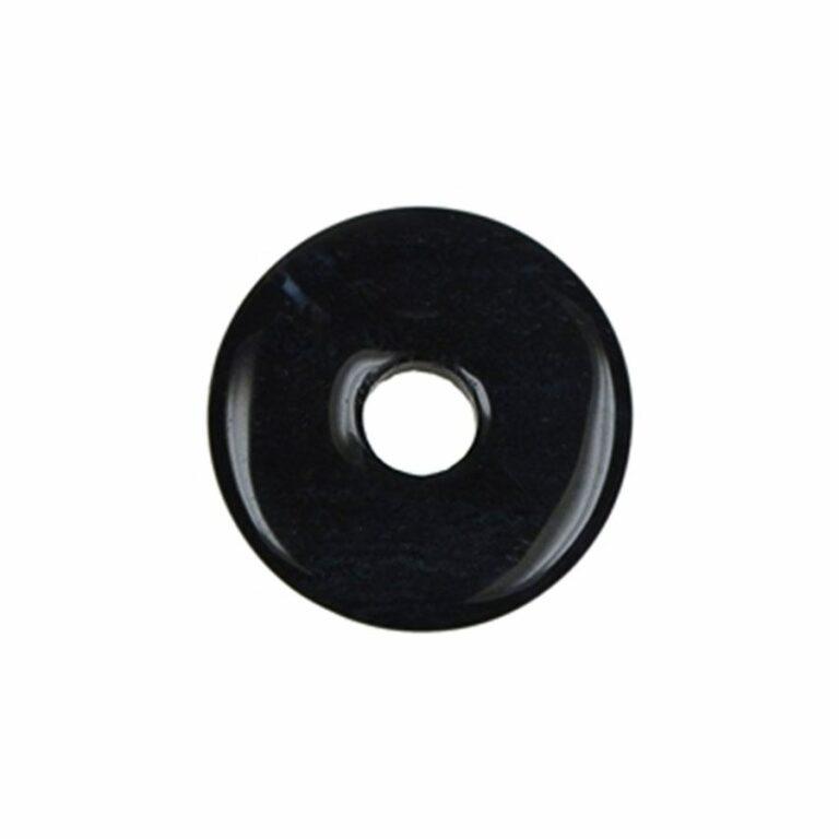 Kleiner Onyx Donut, 30 mm Durchmesser